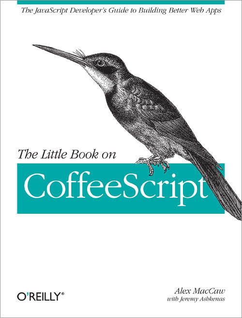 Перевод книги «The Little Book on CoffeeScript»