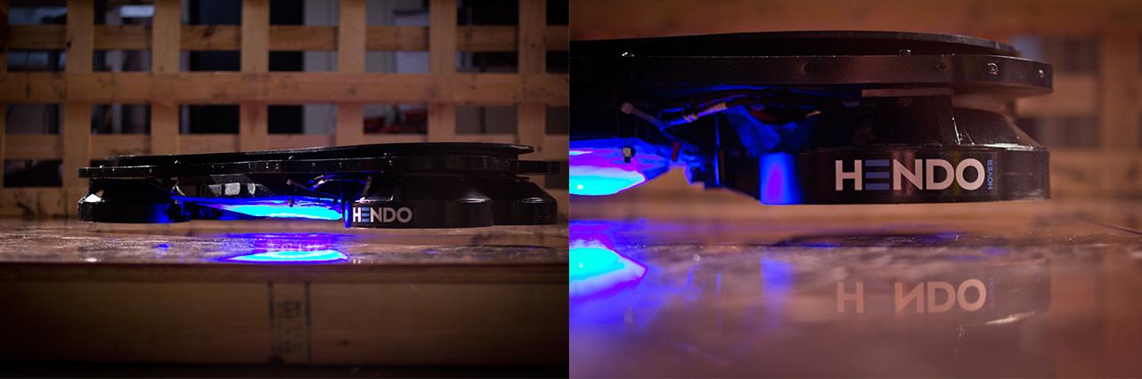 Летающая доска от Hendo — шаг в будущее