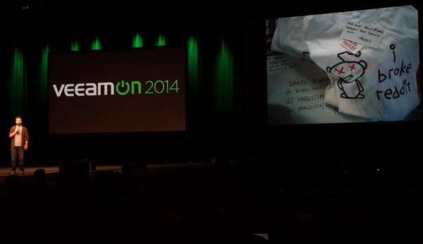 О конференции VeeamON из первых рук – не все, что было в Вегасе, остается в Вегасе