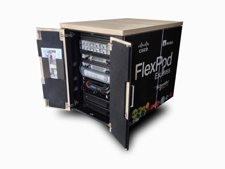 Обзор готового решения FlexPod