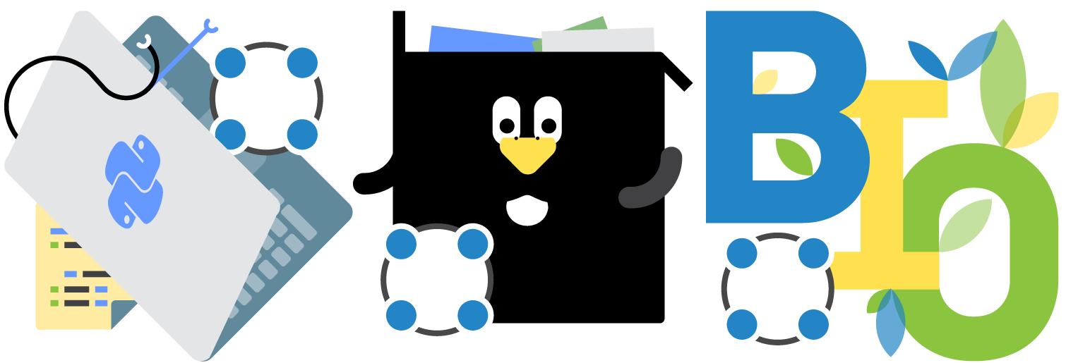 Открытые онлайн курсы по Python, Linux и… генетике