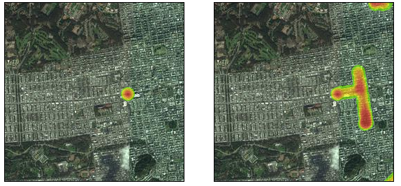 На Яндекс.Картах теперь можно создавать тепловые карты
