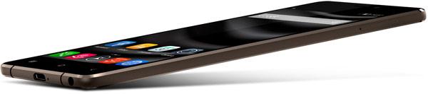 Смартфон Allview X2 Soul Mini — примерно равна 5 мм