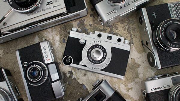 Среди владельцев Apple iPhone 6 есть те, кто хотел бы превратить свой смартфон в камеру в стиле ретро