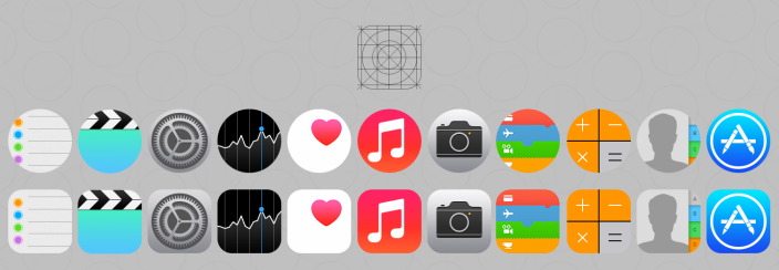 Модернизация Home Screen или как Apple Watch могут повлиять на iOS