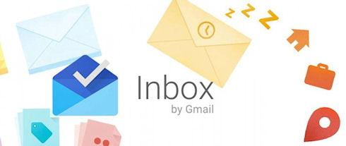 Новый клиент от Google   почтовый сервис Inbox