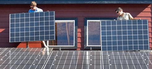 Солнечная энергия обходится дороже других источников энергии