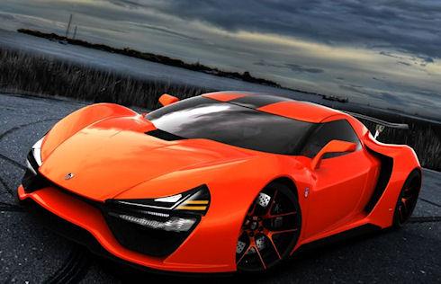 В 2015 году Trion займётся производством первого прототипа 2000 сильного суперкара