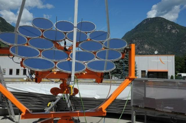 IBM и AairLight Energy работают над созданием комплексной технологии HCPVT, представляющую собой опреснитель, солнечную батарею и охладитель