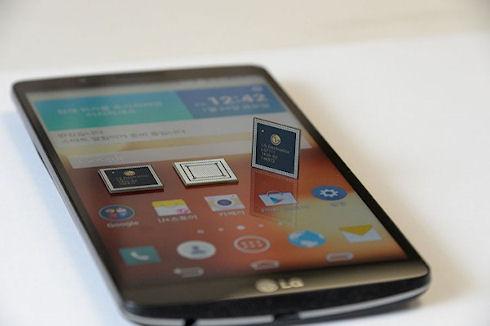 Мощные новинки от LG   чип NUCLUN и смартфон G3 Screen