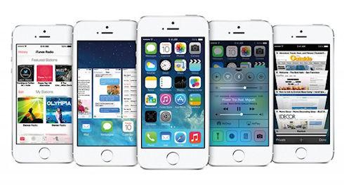 В мире существует около миллиарда гаджетов под управлением iOS