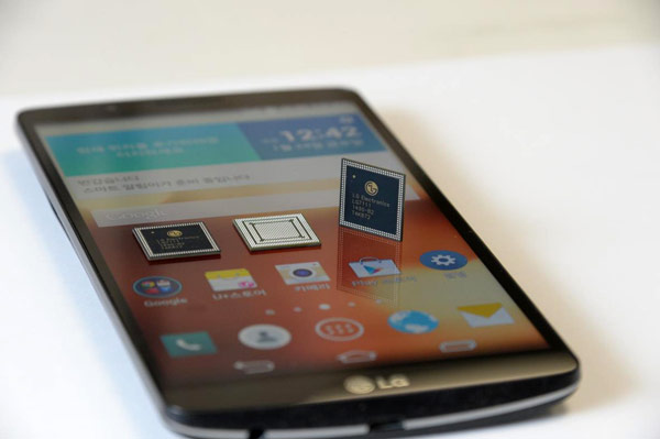 Мобильный процессор LG Nuclun имеет восемь ядер