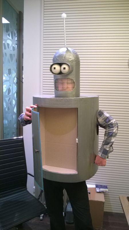 Гик костюмы для Хэллоуина