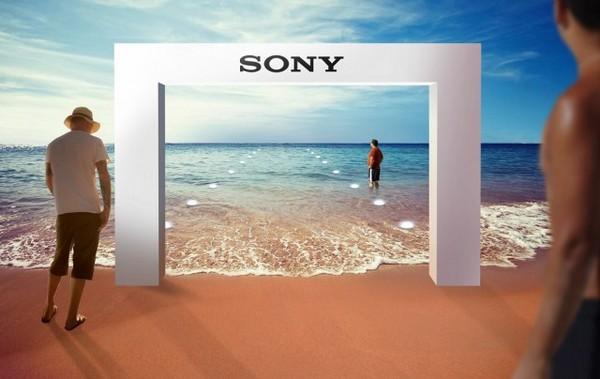 Sony Xperia Aquatech Store