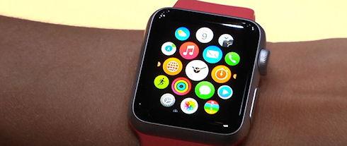 Умные часы Apple Watch требуют ежедневной зарядки