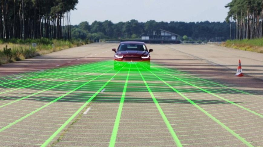 Ford Mondeo оснащают умной системой распознавания препятствий