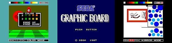 Sega Master System: невыпущенный графический планшет