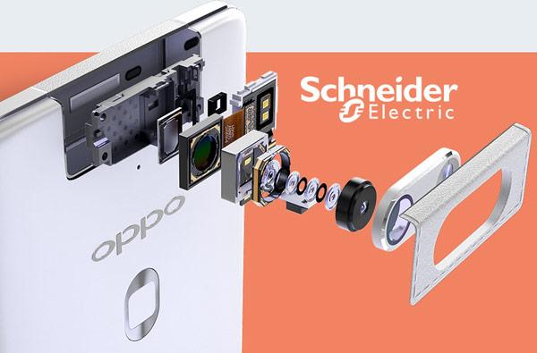 Основой смартфона Oppo N3 служит SoC Qualcomm Snapdragon 801 (MSM8974AA)