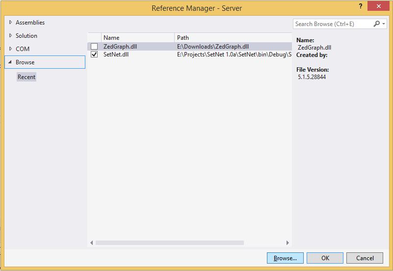 [SetNet & Console Application] Первые шаги. SetNet.Server. Часть 1
