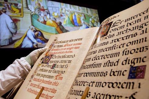 Представители Святого Престола отсканируют древнейшие Ватиканские рукописи