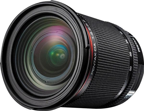 Цена объектива HD Pentax DA 16-85mm f/3.5-5.6ED DC WR примерно равна $747