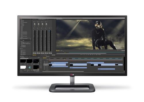 Размер экрана монитора LG 31MU97 — 31 дюйм
