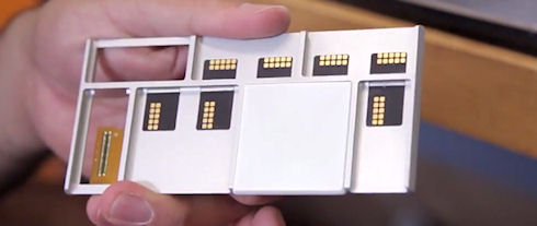 Презентация модульного смартфона Ara от Google
