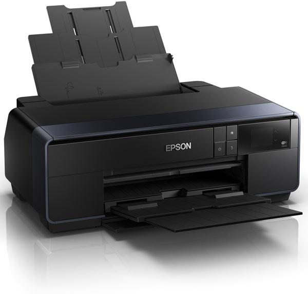 Фотопринтер Epson SureColor P600 стоит $800