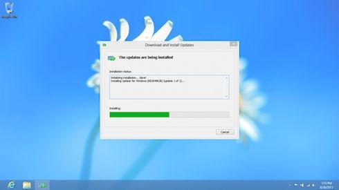 Windows 8.1 наконец то удалось увеличить рыночную долю