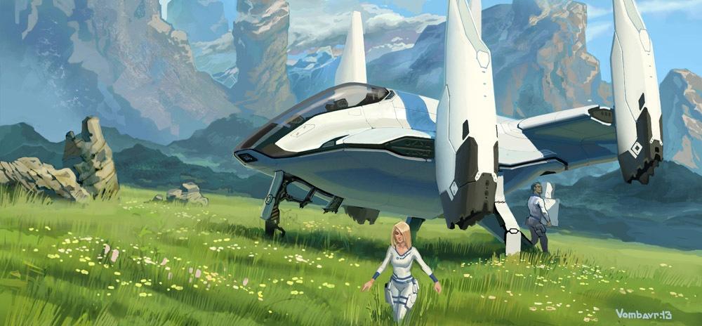 Технологии межзвездных путешествий в научной фантастике