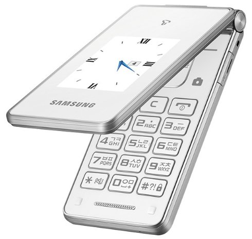 Samsung анонсировала новое устройство — телефон «раскладушку»