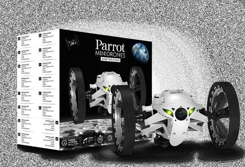 Обзор минидронов Parrot