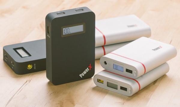 Емкость портативной батареи Zettaly PowerX равна 10 000 мА∙ч
