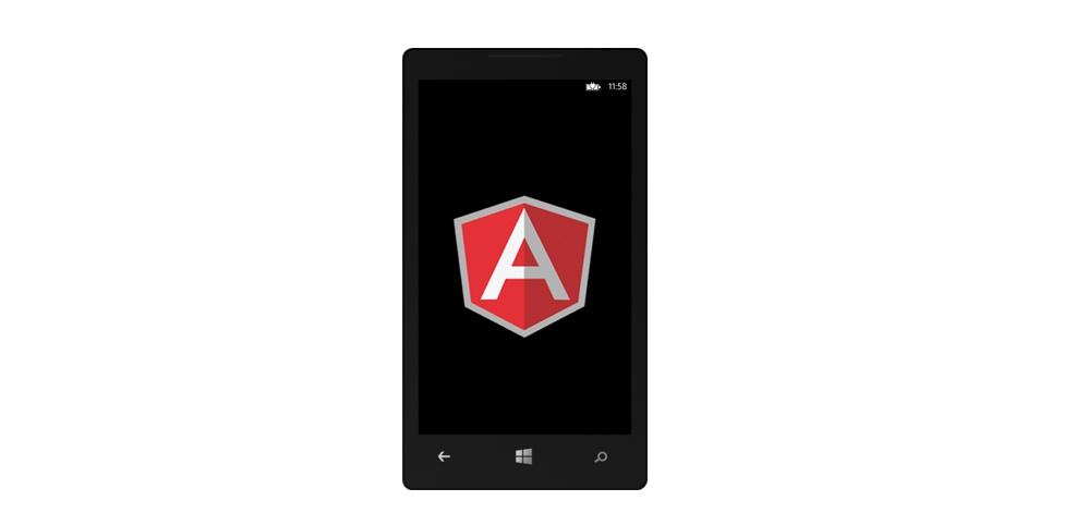 Используем AngularJS в Windows Phone 8.1 приложениях