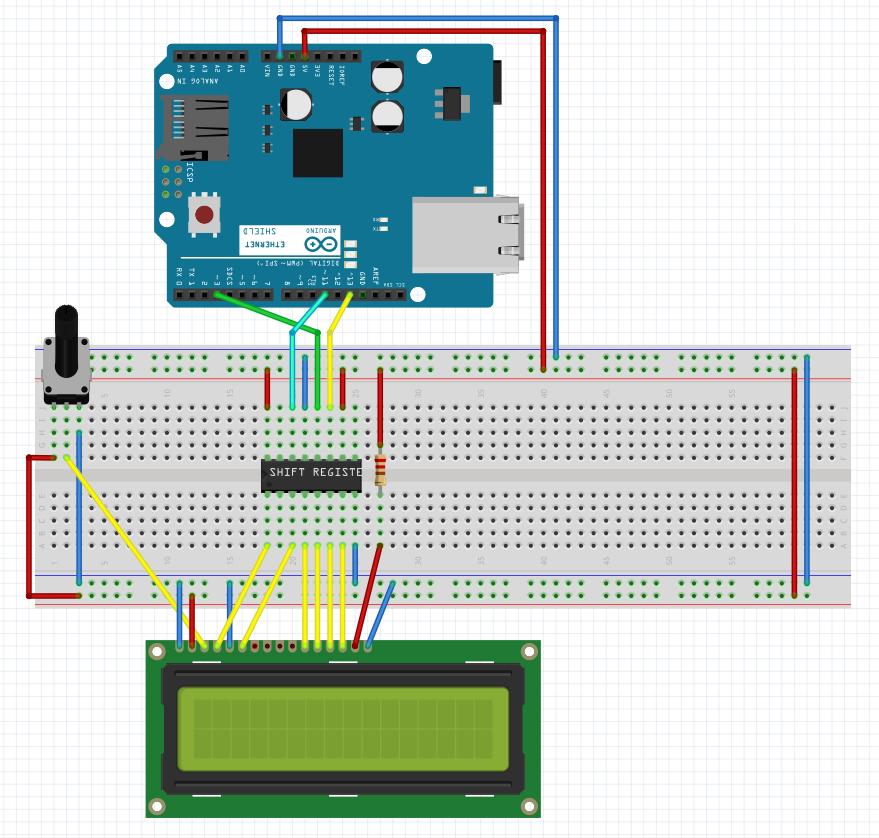 Слежение за статистикой в WoT c помощью Arduino