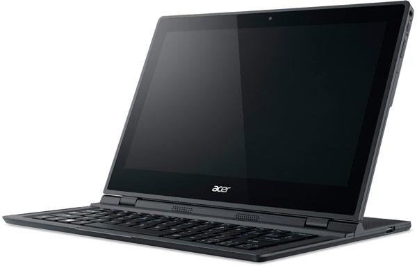Уникальная конструкция Acer Aspire Switch 12 обеспечивает выбор между пятью режимами работы