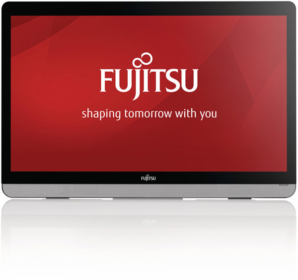 Размер экрана Fujitsu P24T-7 LED равен 24 дюймам, Display E22 Touch — 21,5 дюйма