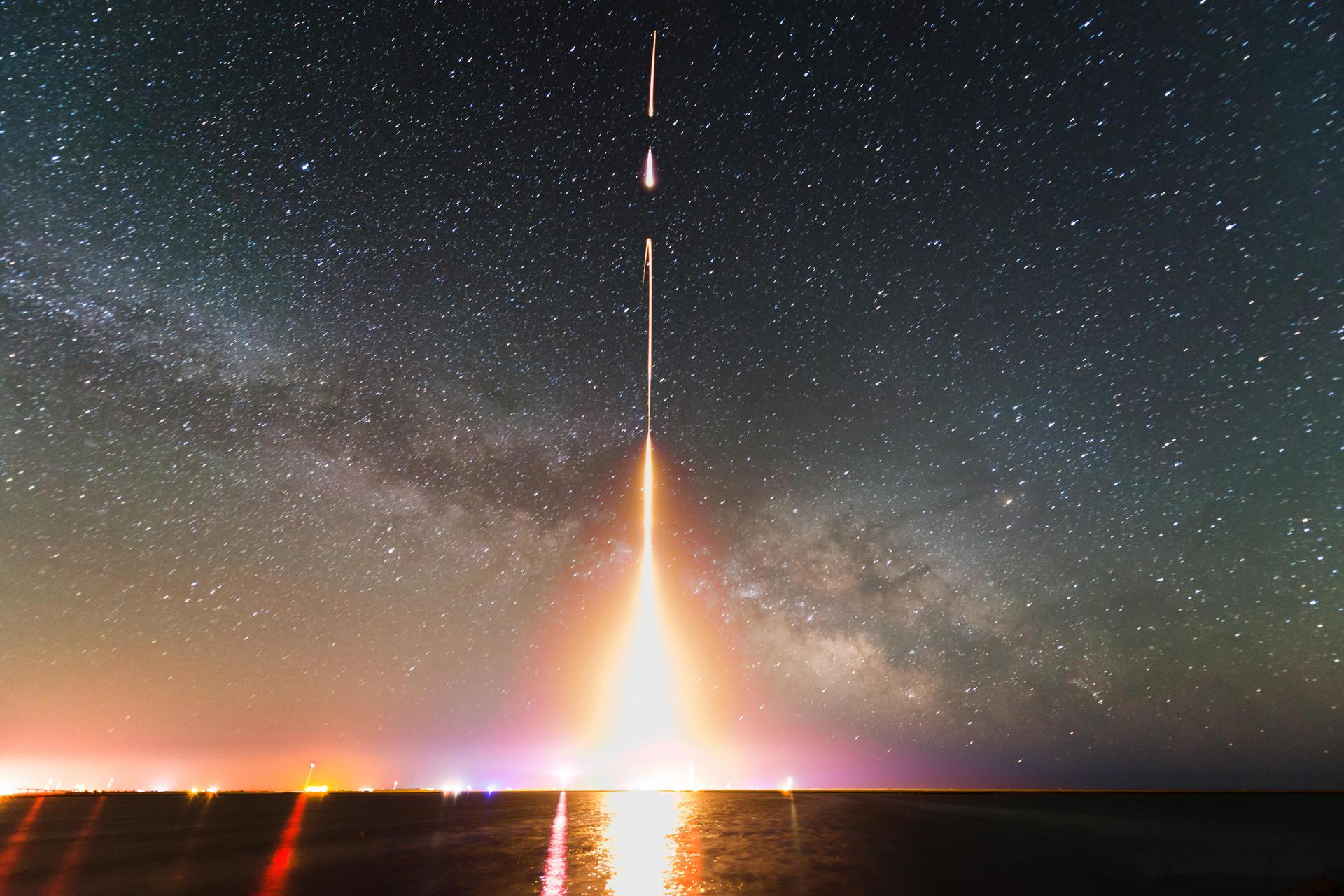 Эксперимент CIBER или повествование о том, как учёные обнаружили вторую половину Вселенной