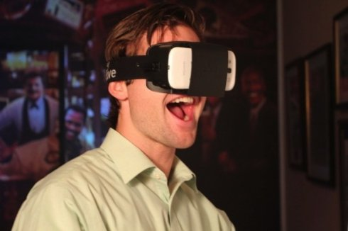 Шлем DIVE Sport погрузит футболистов в виртуальную реальность