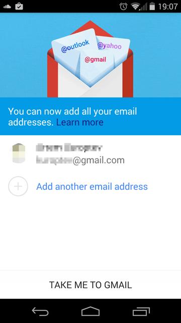 Мейловский myMail получил сильного конкурента в лице Gmail