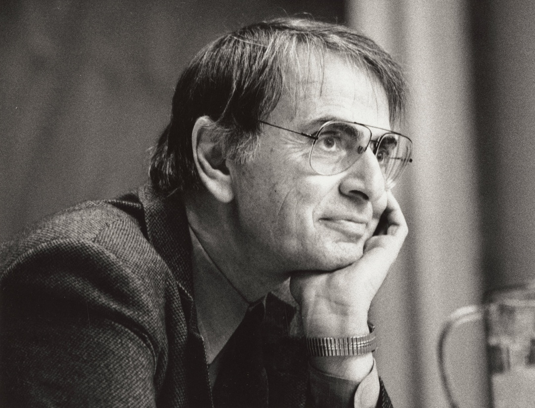 Сегодня день рождения великого популяризатора науки Карла Сагана