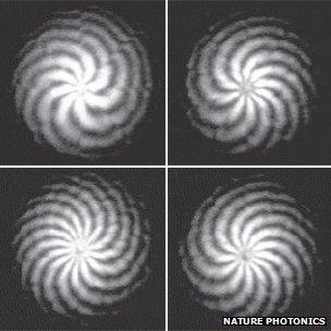 Исследователи из Австрии научились передавать данные по воздуху при помощи закрученных пучков света - 2