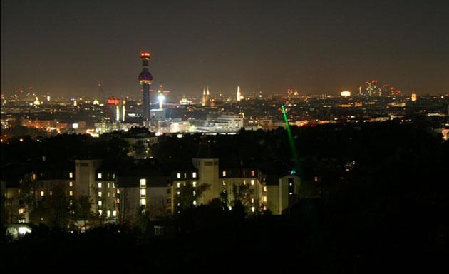 Исследователи из Австрии научились передавать данные по воздуху при помощи закрученных пучков света - 1