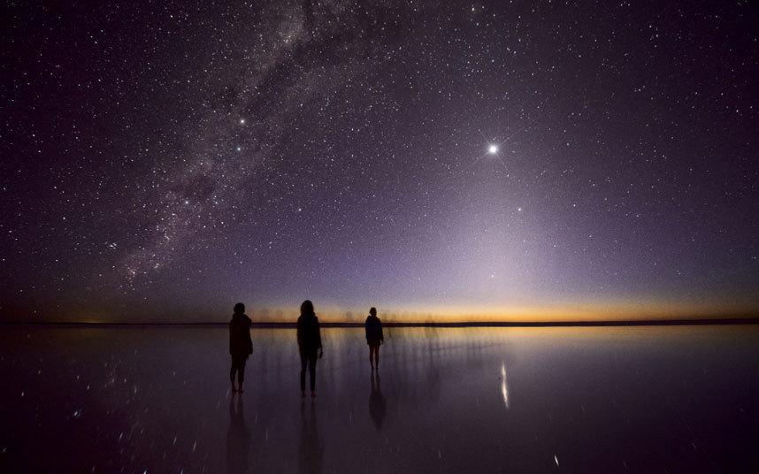 Мы одиноки во Вселенной?