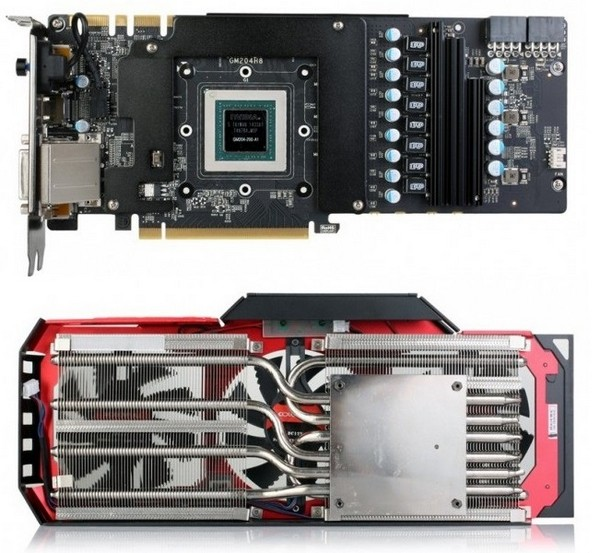 Colorful iGame GeForce GTX 970 Flames Wars X TOP