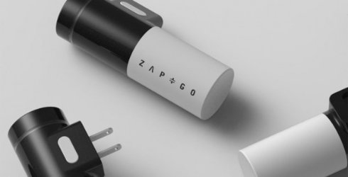 Zapgocharger разработал уникальный аккумулятор Zap&Go, который заряжается за 5 минут