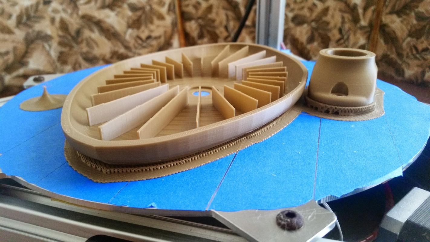 Китайский 3D принтер D-Force, или почему китайское качество лучше американского - 5