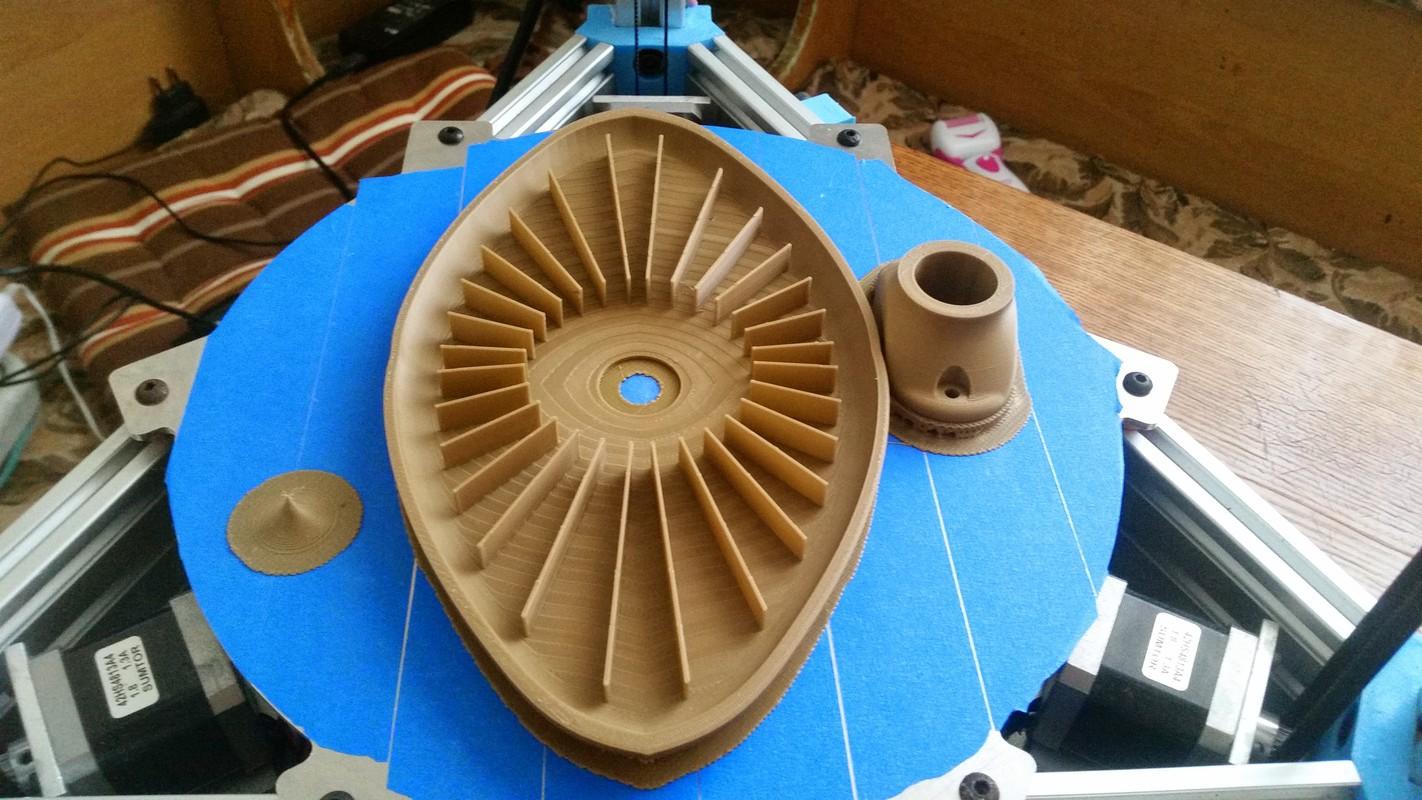 Китайский 3D принтер D-Force, или почему китайское качество лучше американского - 6