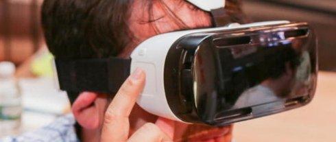 В декабре начнётся продажа шлемов виртуальной реальности Samsung Gear VR