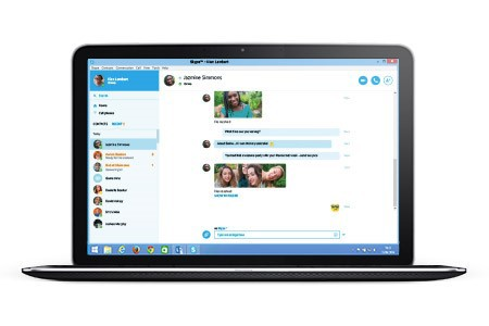 Microsoft начинает тестирование веб-версии Skype - 1